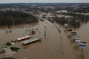 Massive Mississippi Flooding